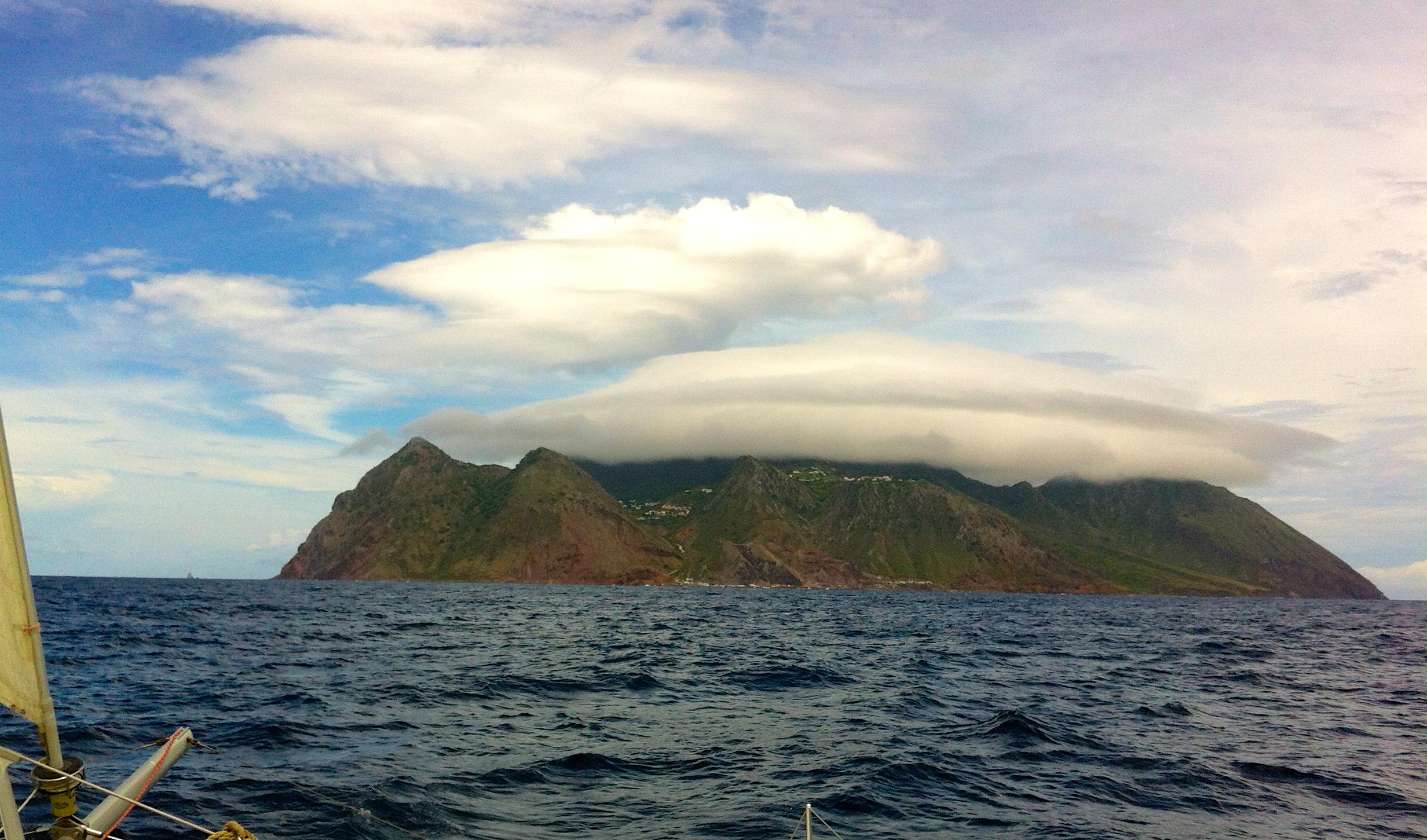 Saba Rock Caribbean Sailing Vacation