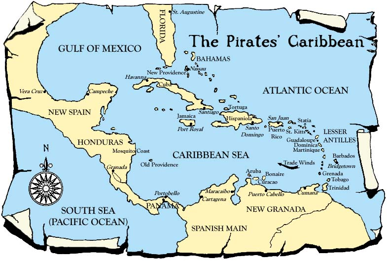 Caribbean Sailing Vacation Destinations